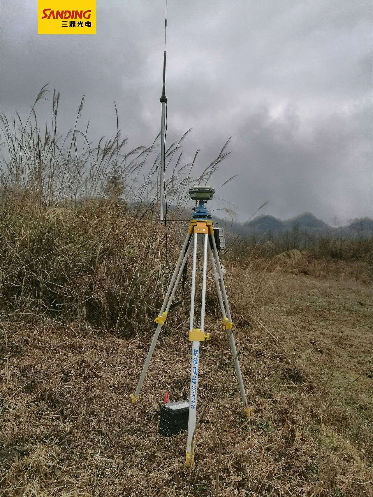 导线测量和三角测量的比较